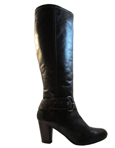 Macchiato Women knee high boots