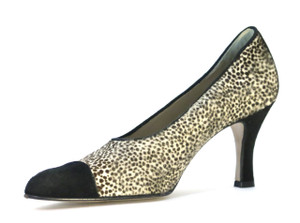 144 Leopard Black/White