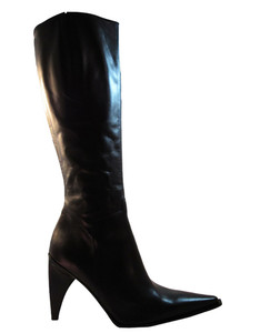 3313 women knee high boots Andrea Rossi
