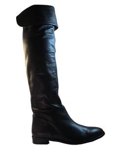 Women's Italian designer Julie Dee 6614 Black