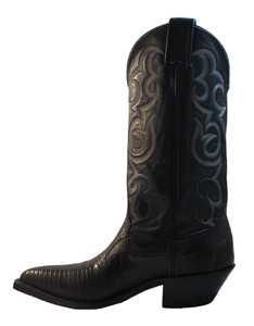 Nocona  Women's 1550-28-005 Blue Lizard