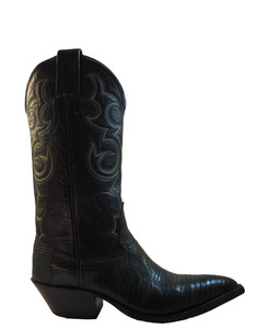 Nocona Women's  1555-27-005  Green Lizard