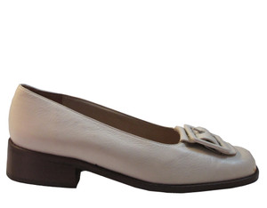 Giorgio Pacini Women's 196 Italian Leather Slip-on Shoes