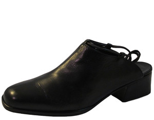 Colors Women's 131 Italian Low Heel Ankle Lace Up Mule
