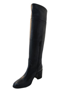 Women's Davinci Italian Leather Knee High Boots 2572