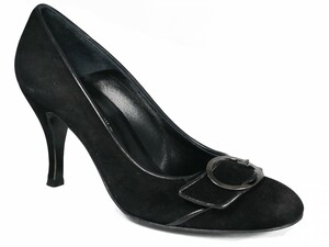 Women's Ana Bonilla 4591 Italian Low Heel Dressy Pump
