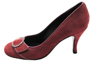 Women's Ana Bonilla 4591 Italian Pump Pink