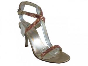 Women's Biondini Italian Leather With Swarovski Stones 7483
