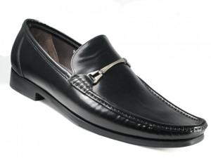 Men's Davinci 9063 Italian Leather slip on Dressy shoes