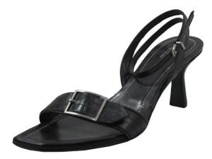 Romanelli 9402 Italian Leather Black