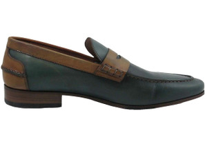Rossi 1516 Men's Italian Leather Dressy/casual Loafers Shoes