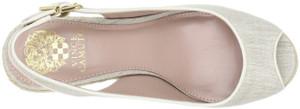 Women's Vince Camuto Sanura Slingback Sandal, Natural Wash Combo