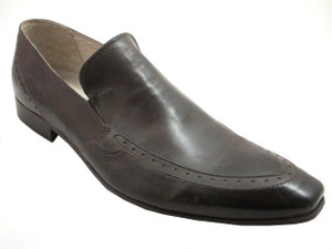 Francesconi 0341 Men's Italian Dress Casual Slip-on Leather Shoes