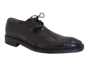 Mezlan Giancomo Men's Dressy Lace Up Eel Skin Shoes