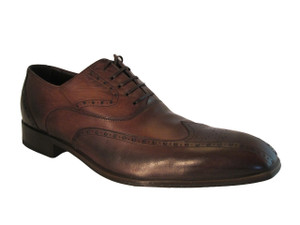 Doucal's Men's 10158 Lace up business shoes