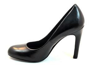 The Seller  6855 Women's Dressy High Heel Classic Black Pump Round Toe