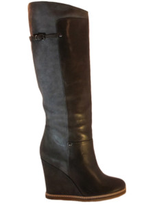 Barachini 18534 dress/Casual wedge Italian Boot