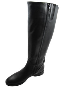 Lamica Nibengy Women's Dress/Casual Italian Knee High Flat Boot