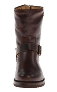 Frye Women's Veronica 76603 Back Zip Short Boots