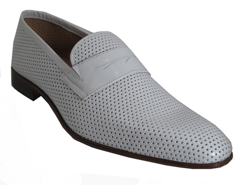 Doucals Men's Italian 41050 Dressy Slip on Shoes