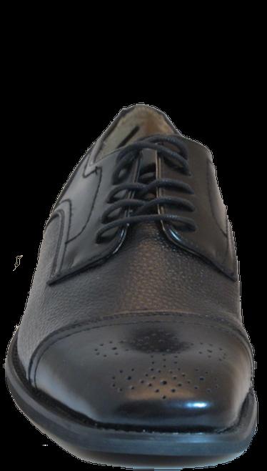 Giorgeo Brutini lace up men's shoes Black