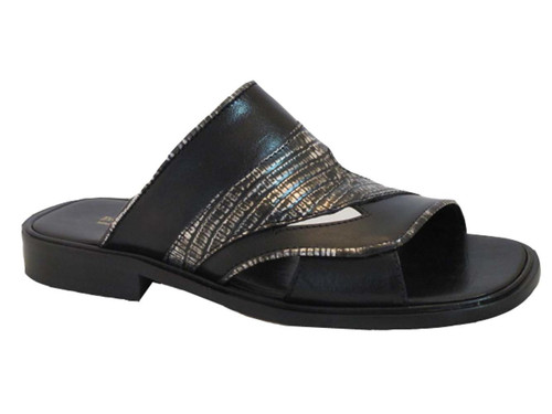 Davinci 3936 Italian slip on sandals