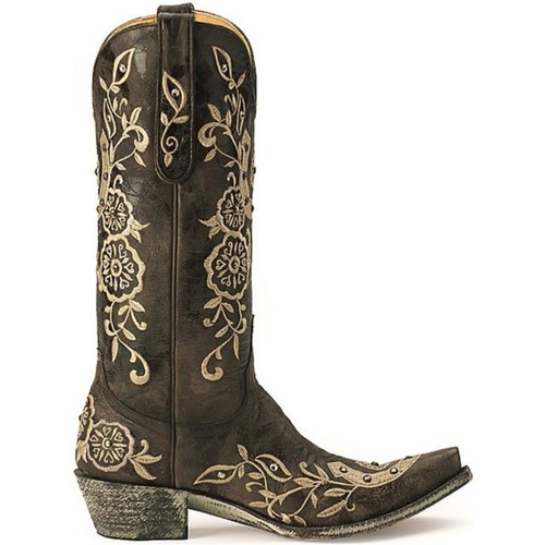 Women's Old Gringo Western Boots L515-4 Lucky Chocolate