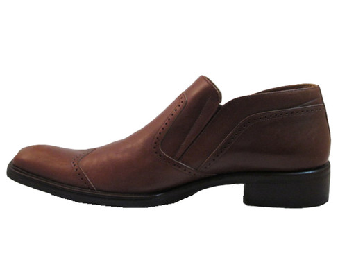 Marilungo Men's Ankle Boots Brown