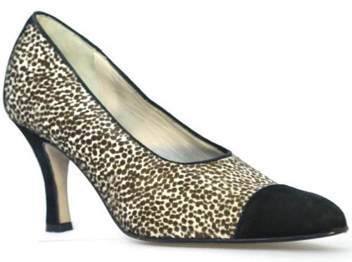144 Leopard Black/White