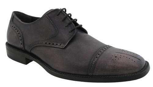redwood oxford lace up Grey shoes