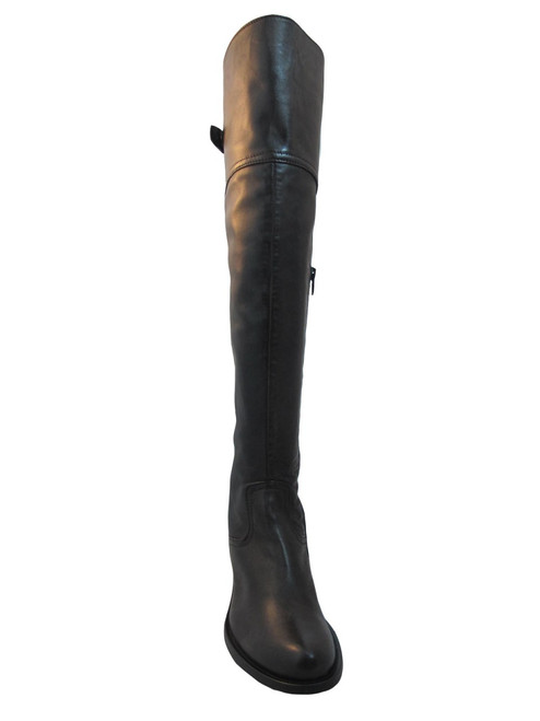 Women's Davinci Italian Leather 2580 Knee High boots Brown