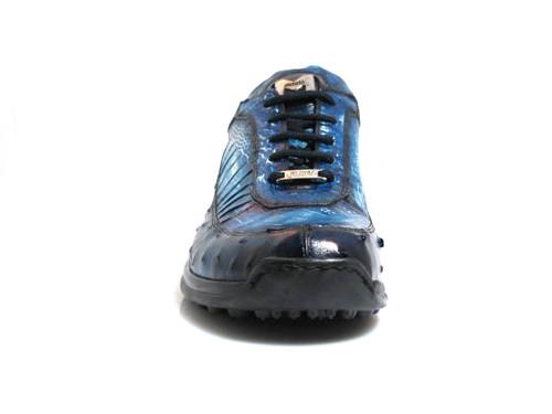 Men's mauri sneakers Ostrich leg/ostrich belly alligator 8842