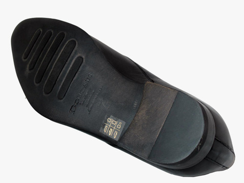 Doucals slip on 1129 Black