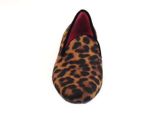 Alberto Gozzi  054 Cavalino/Pony Hair Women's Designer Leather Flat Dressy Shoes