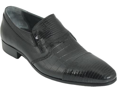 Giovanni Coti slip on black 2768