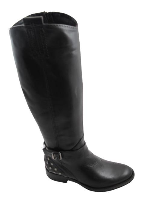 Lamica Nailin Women's Dress/Casual Italian Knee High Flat Boot
