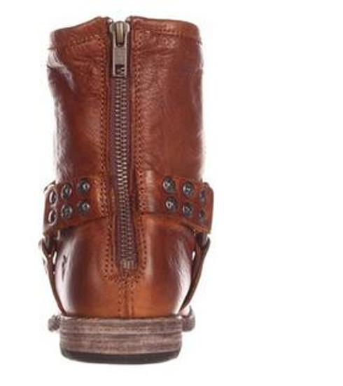 Frye Women's Phillip Studded Harness S Boots 76491