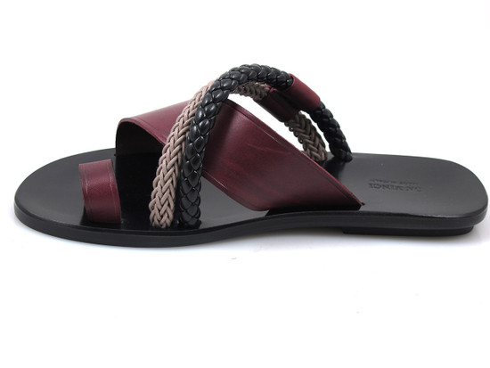 Davinci 2443 Bordeaux/ beige/ black