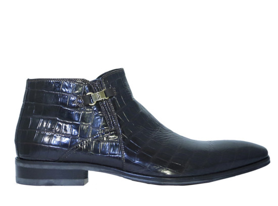NVG 1422 ankle boots Black