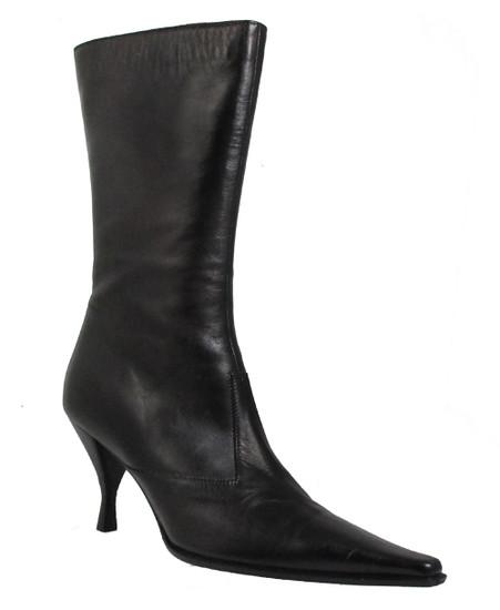 Ramirez Women's 12888 Mid Calf Mid heel pointy toe boots