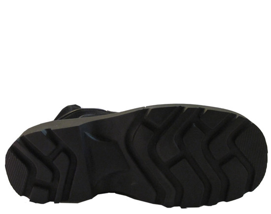 Davinci Men's Ankle suede boot 8436 Black