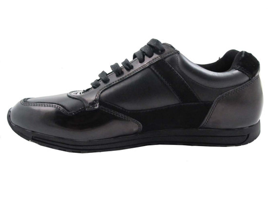 Kenneth Cole Can't Miss It Men's Sneakers in Black, Brown