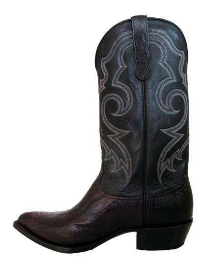 Men's Nocona1080 Ostrich Leg Cowboy Boots