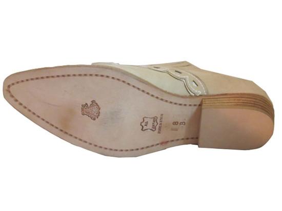 Via Veneto women's  449 Ankle boots Beige