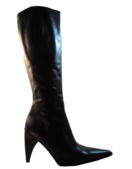 3313 women knee high boots Andrea Rossi