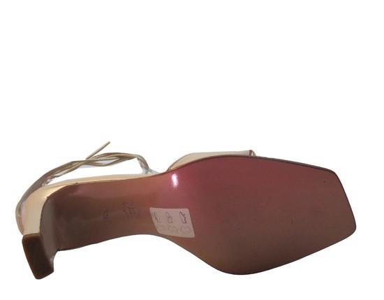 omen's 1271 strap sandal Beige