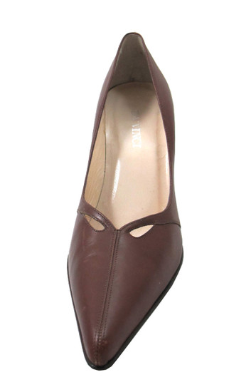 Da'vinci 4007 Women's Italian  Dressy Pointy-Toe Shoes