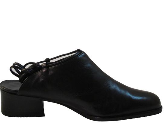Colors Women's 131 Italian Low Heel Ankle Lace Up Mule