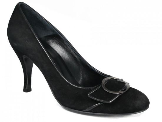 Women's Ana Bonilla 4591 Italian  Pump Black