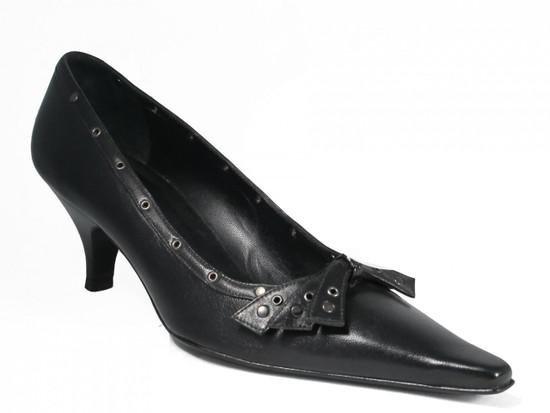 Ana Bonilla Pointy Low Heel Dress/casual Shoes 4674